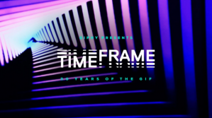 This summer, the .gif file format turns 30. The ubiquitous GIF sharing platform, GIPHY, will mark the occasion by having 30 artists spiriting GIFs away from the digital world and into the physical for a gallery show in New York City called TIME_FRAME.