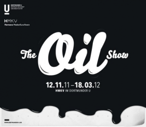 'The Oil Show' is on view until March 18th 2012 at Hartware MedienKunstVerein.